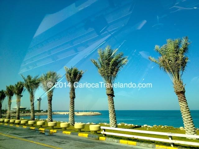 Rumo à Bahrain