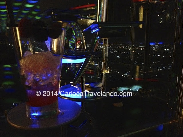 Skyview Bar - Burj Al Arab