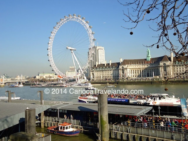 London Eye 2 Londres