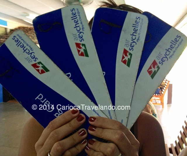 Boarding passes ECOLÓGICOS! Todos de MADEIRA -  Usou, devolveu e usa novamente ;)