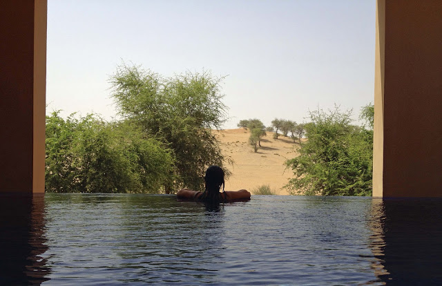 Um oásis no deserto: Ras Al Khaimah, UAE