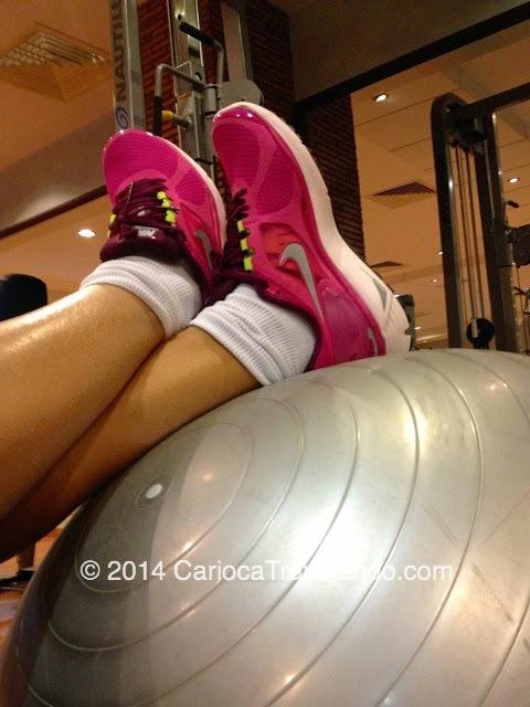 Procuro praticar atividades físicas todos os dias