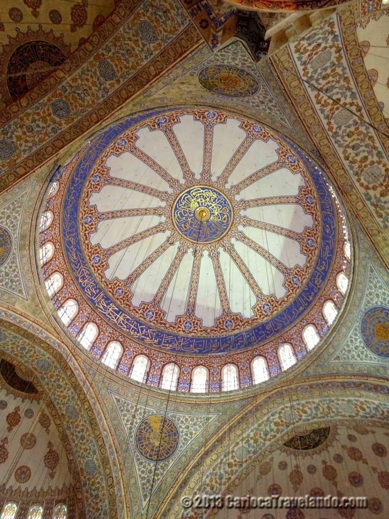 Cúpula da Mesquita Azul
