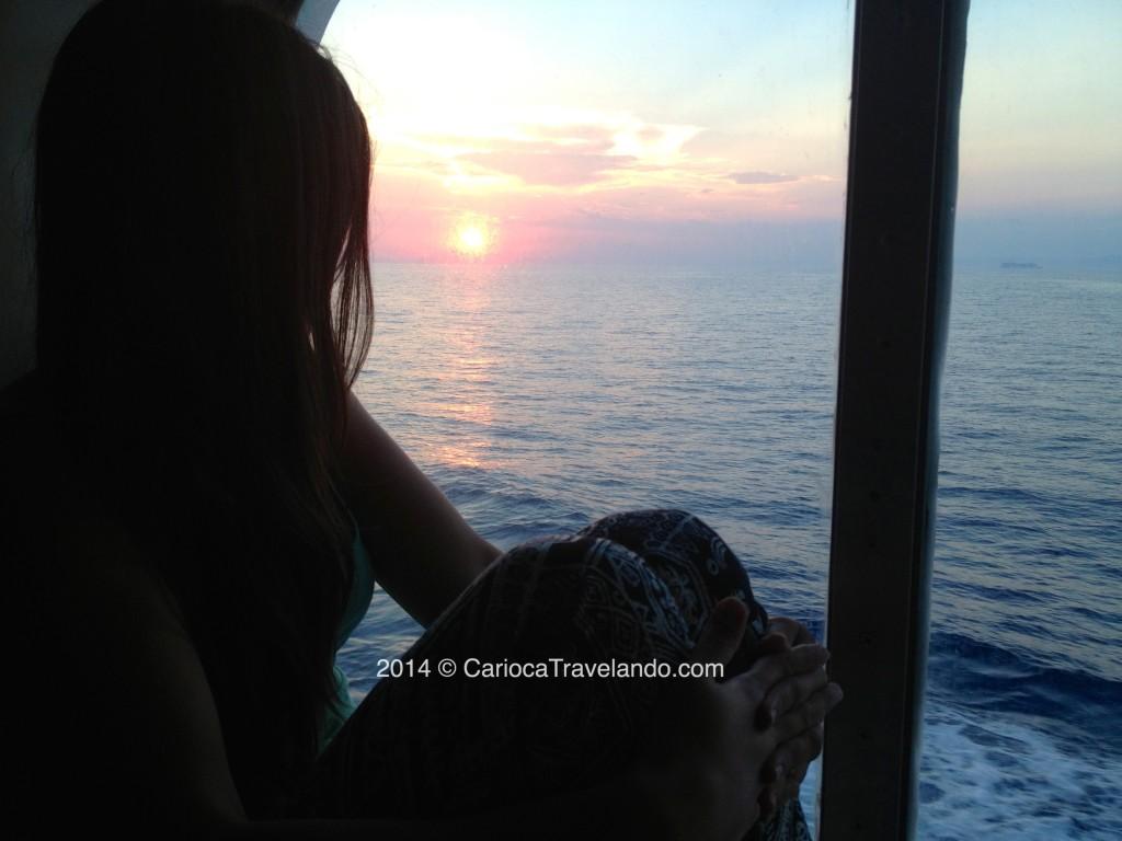 Sailing Cruzeiro