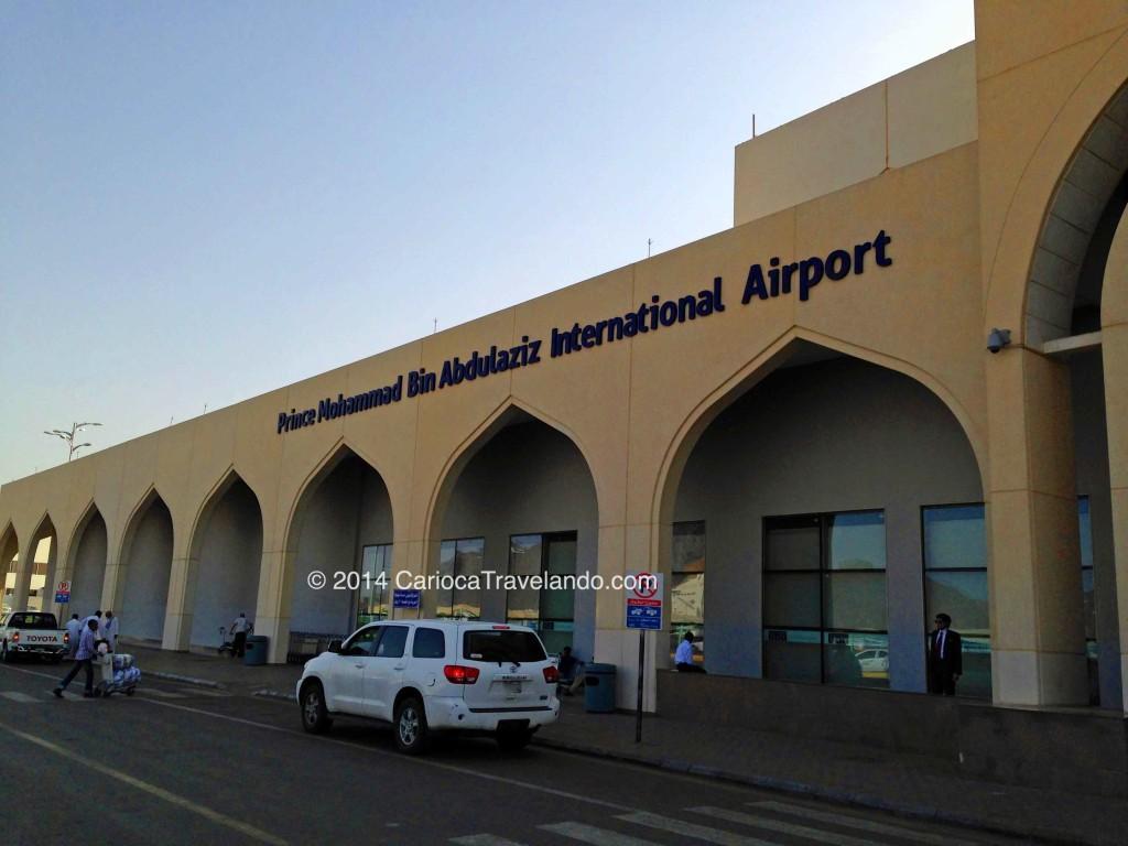 Aeroporto de Medina