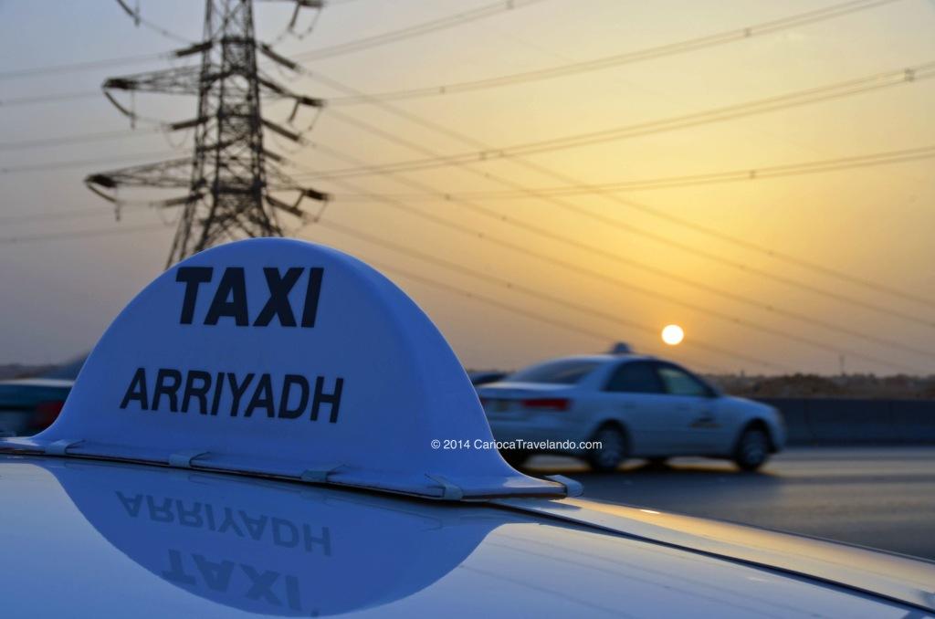 Dica da Semana – Táxi no Oriente Médio: não estenda a mão, use seu smartphone.