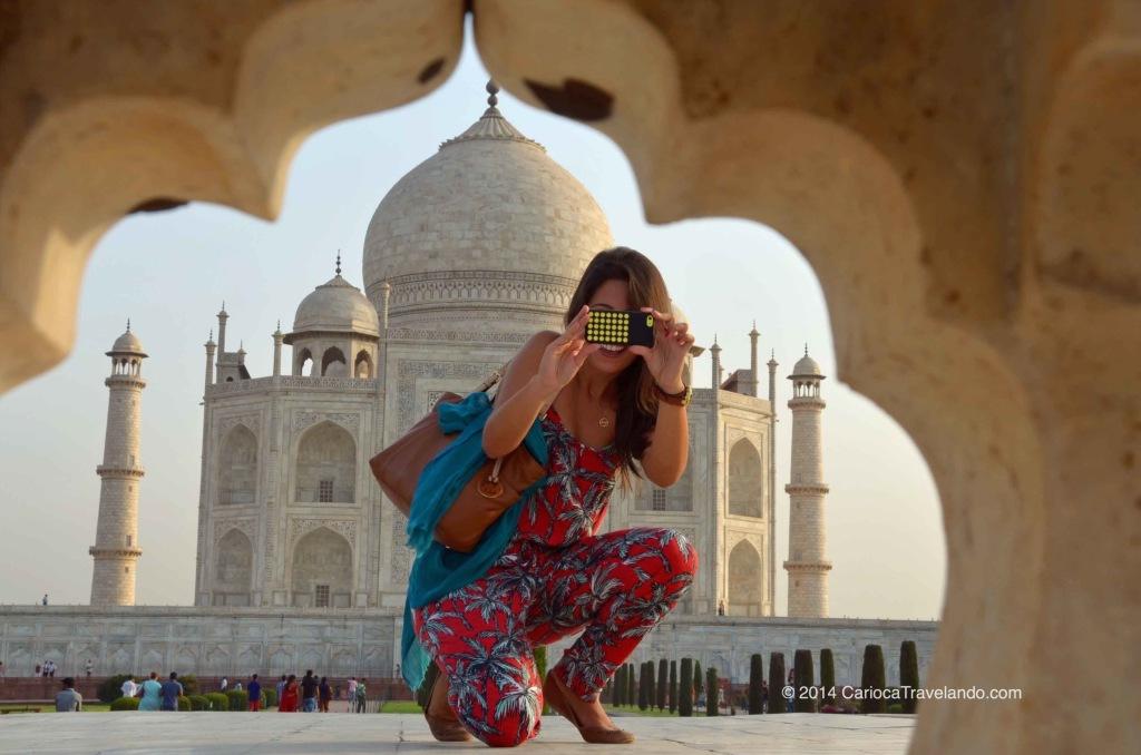 O Taj Mahal : A mais linda história de amor