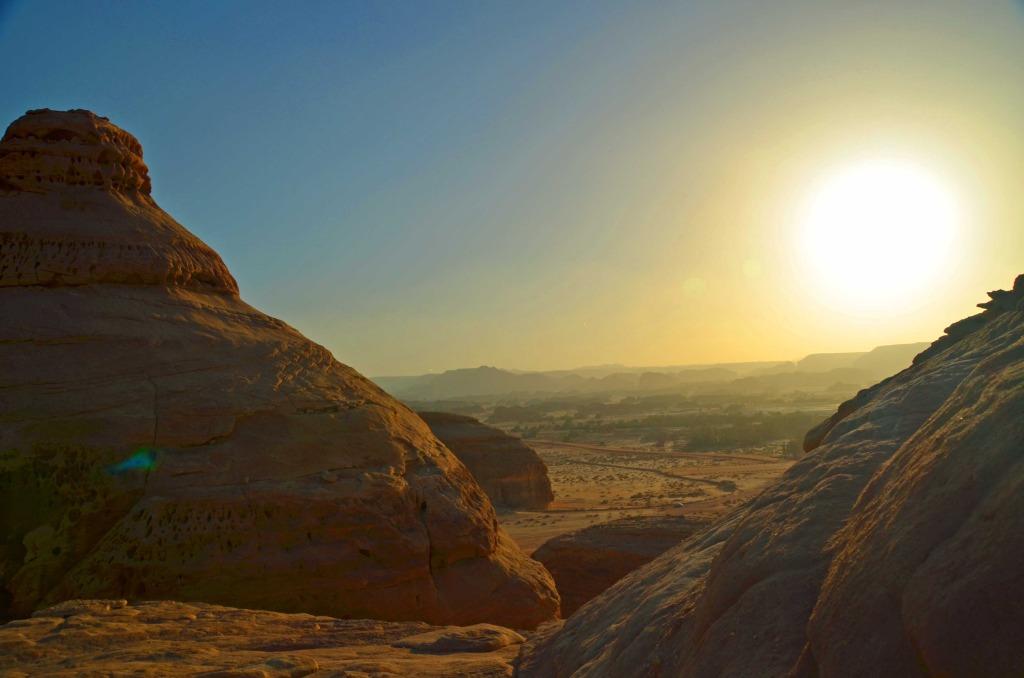 Oriente Médio: Sol o ano inteiro!