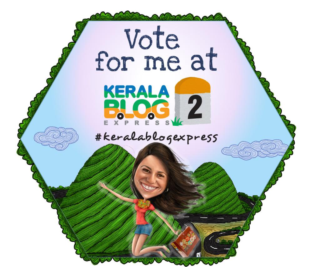 Pick me, Pick me! Kerala Express 2014