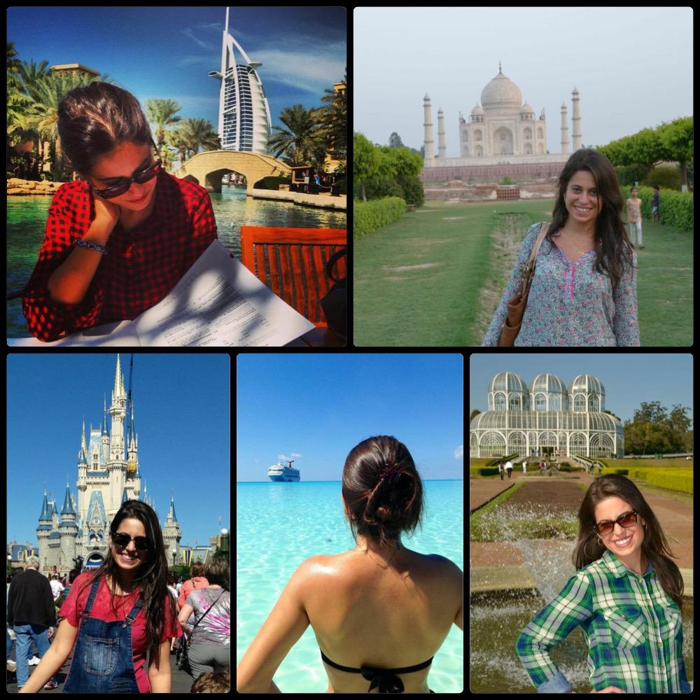 2014 de muitas lembranças: Dubai, Índia, Orlando, Bahamas, Curitiba