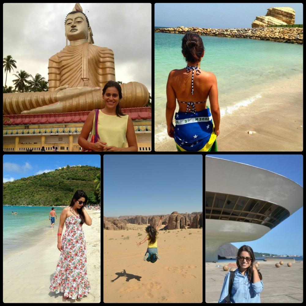 2014 travelando por aí: Sri Lanka, Oman, St Thomas US Ilhas Virgens, Madain Saleh, Niterói