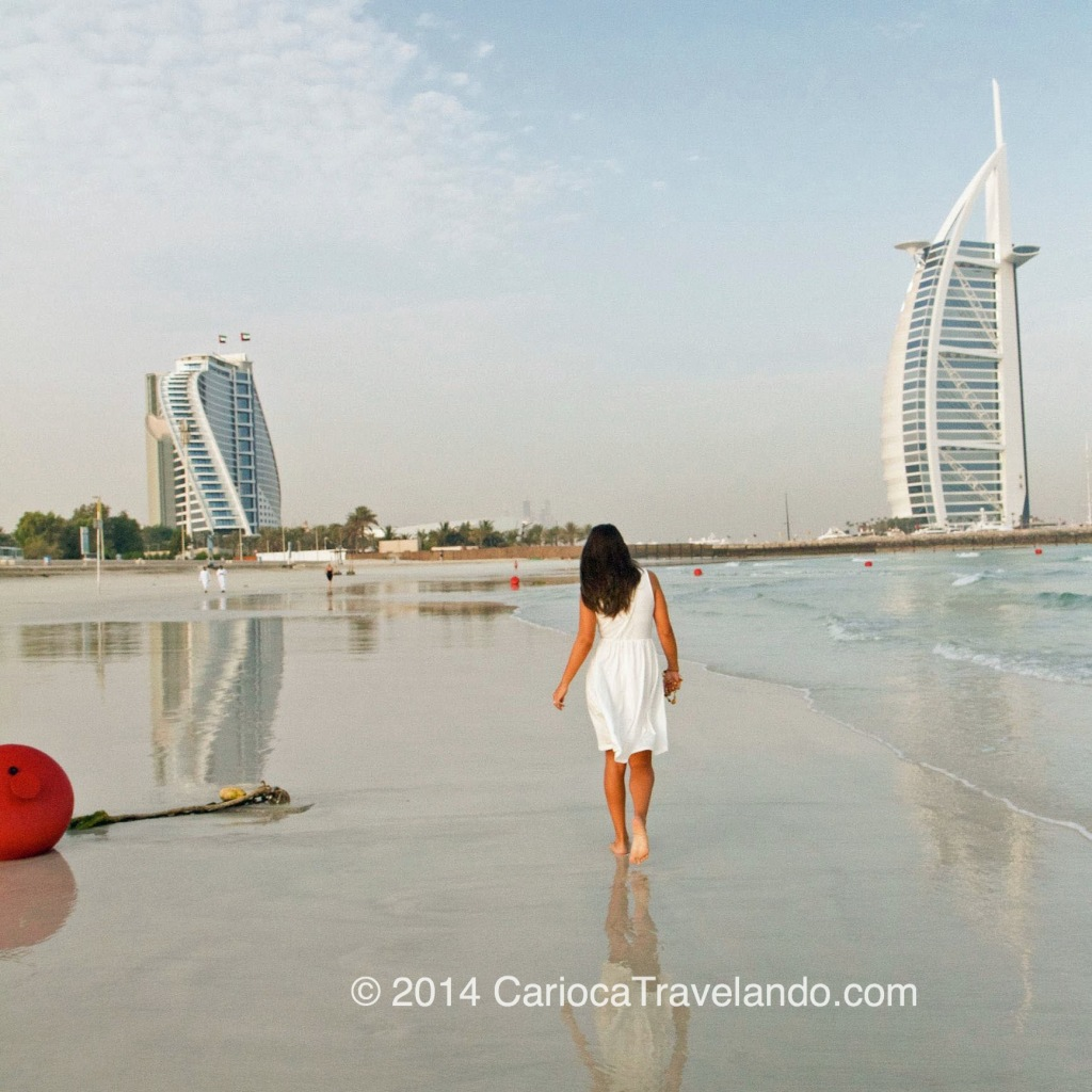 Aqui tudo é possível: Dubai