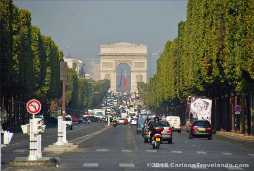 Oh Champs-Elysees...