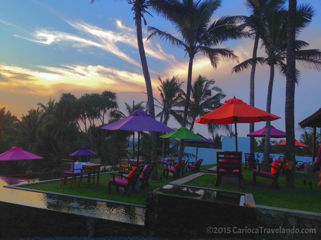 Um Paraíso no Sri Lanka