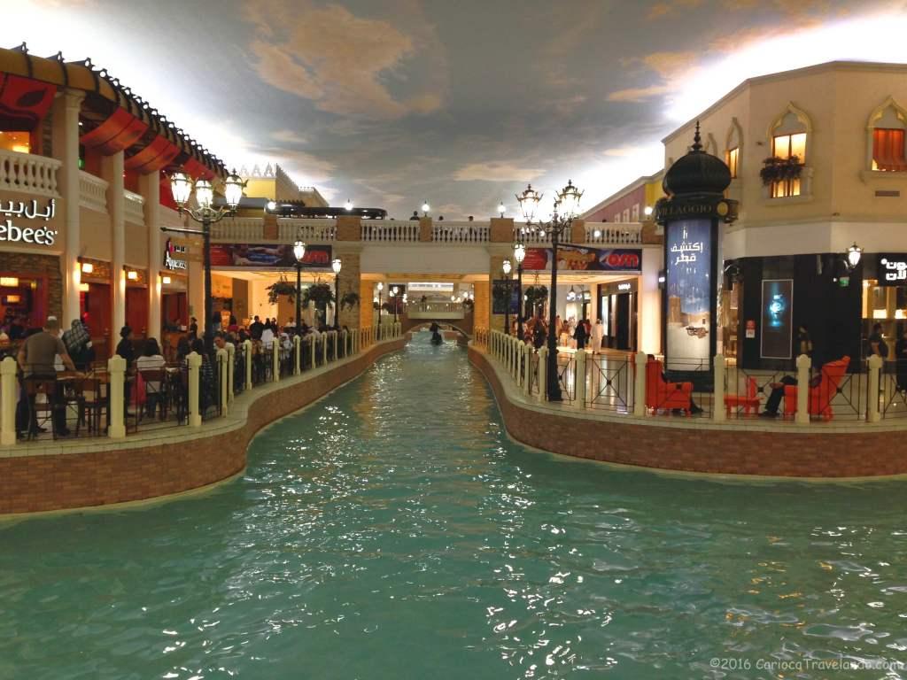 Villagio Mall: esses canais te lembram algum lugar?