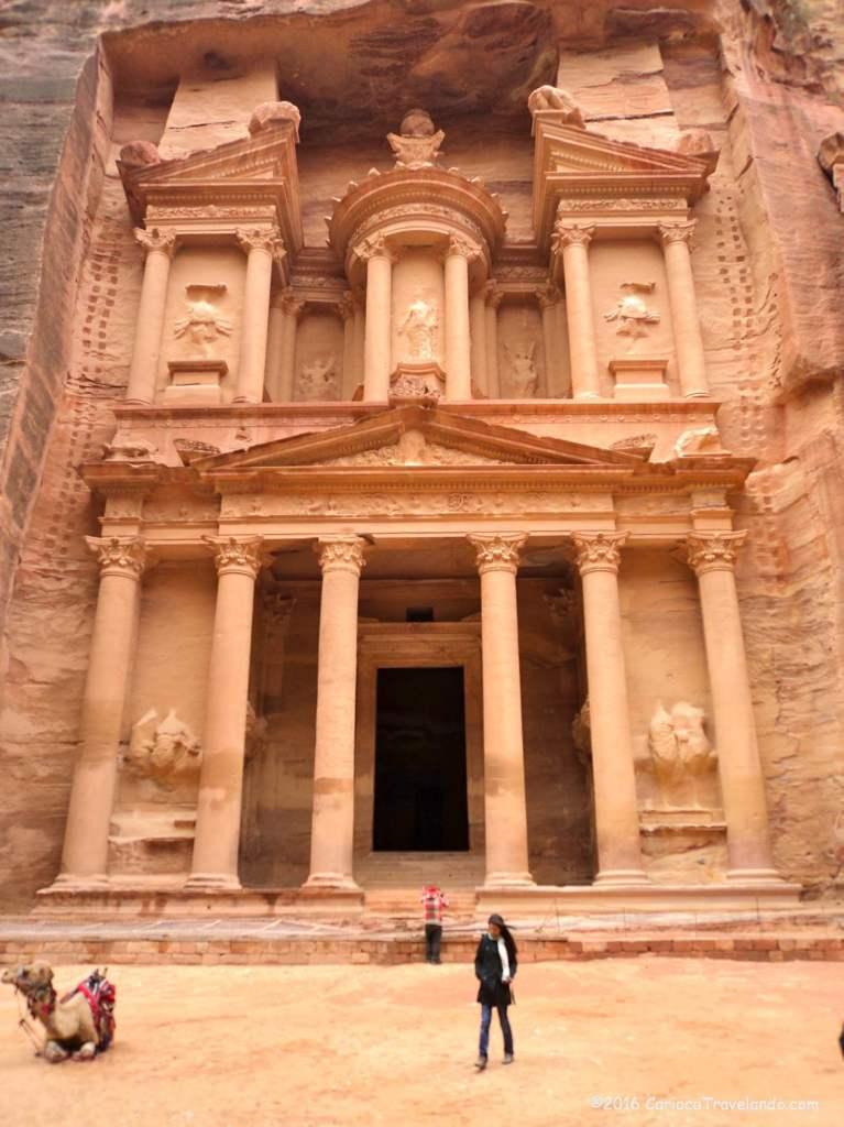 Petra, Jordânia: A exuberante cidade perdida