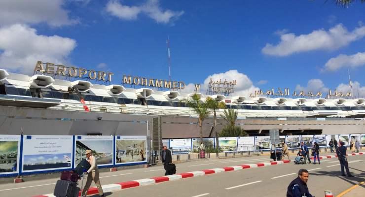 Aeroporto de Casablanca...  que aventura. Aguardem as cenas dos próximos capitulos, digo, posts