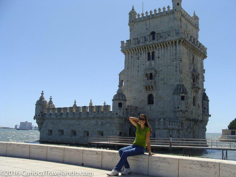 Minha primeira vez em Portugal, lá em 2009