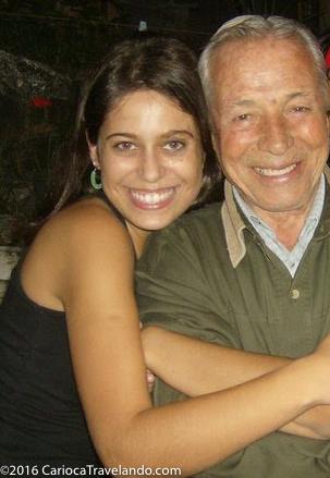 O Português mais Brasileiro que eu já conheci - e mais lindo também