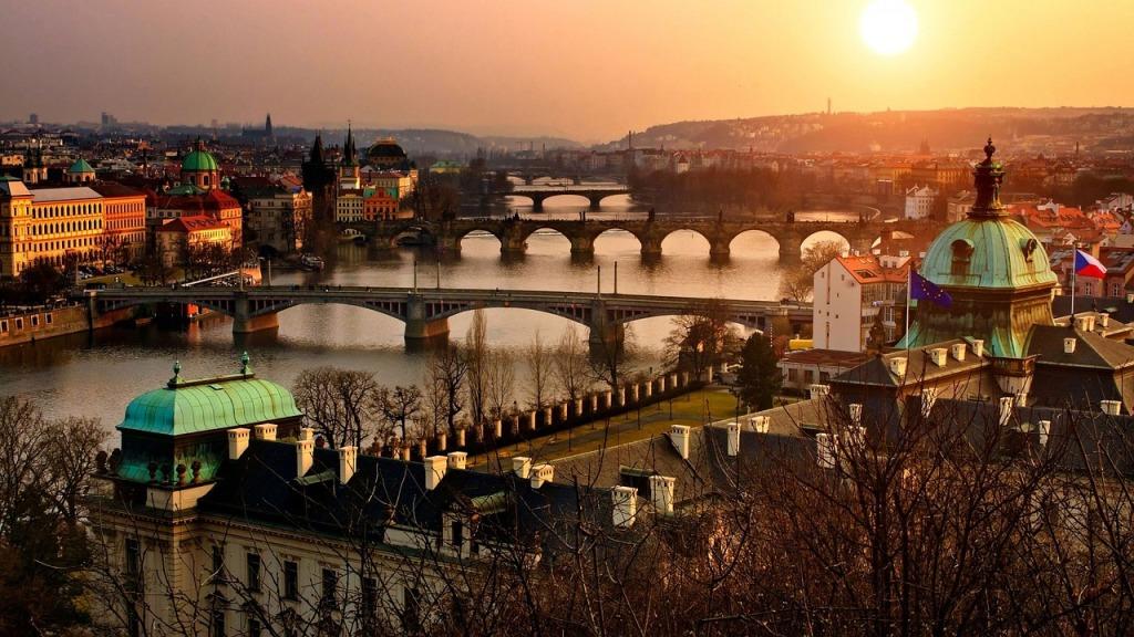 Praga já está na minha lista há muito tempo...